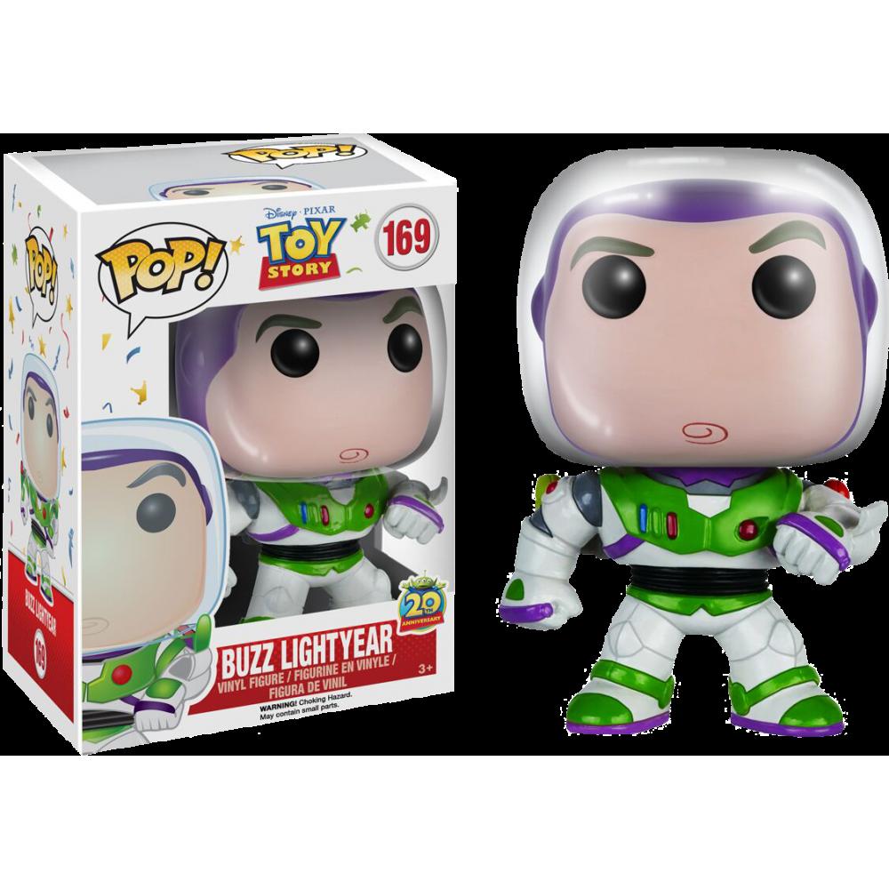 Funko Pop: Toy Story - Buzz Lightyear (ediție aniversară)