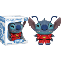 Fabrikations Plush: Stitch 626