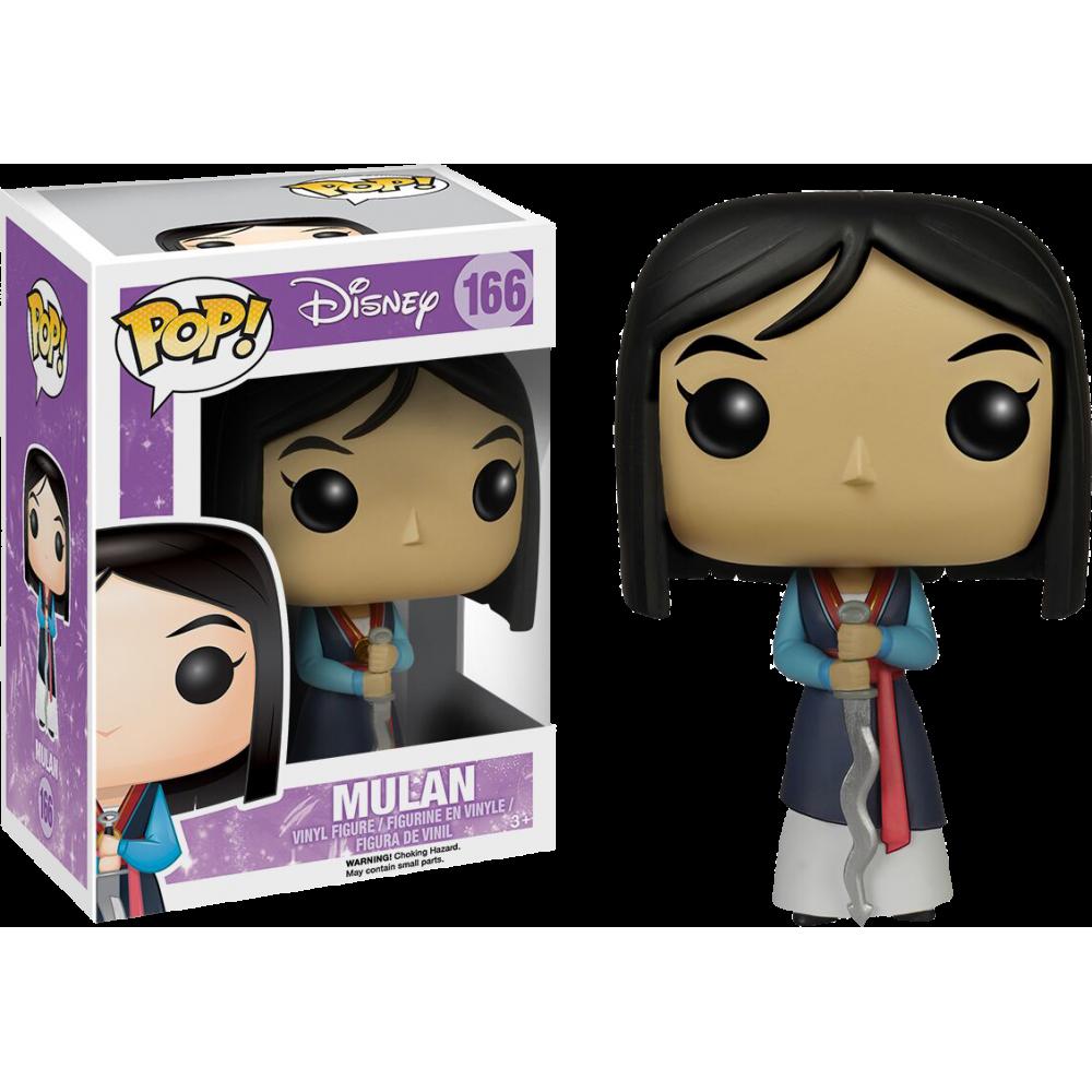 Funko Pop: Mulan - Mulan