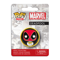 Funko Pop: Pins - Marvel Comics Deadpool