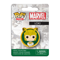 Funko Pop: Pins - Marvel Comics Loki