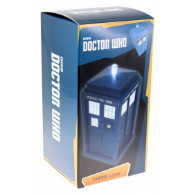Lampă Doctor Who Tardis