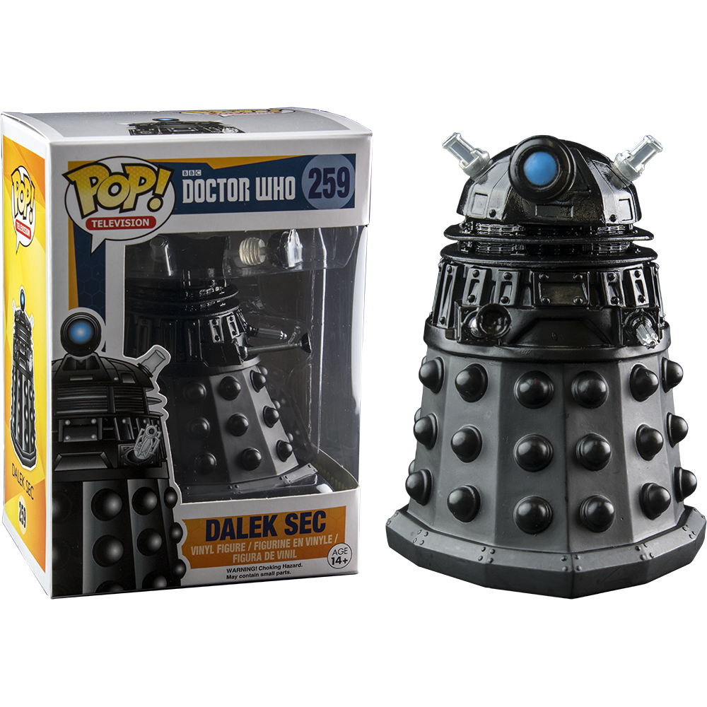 Funko Pop: Doctor Who - Black Dalek