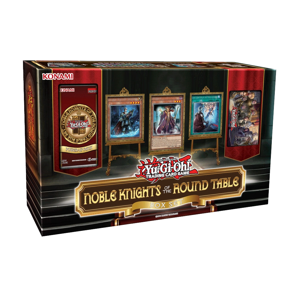 Yu-Gi-Oh!: Noble Knights of the Round Table