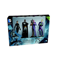 DC Comics Batman 75th Masterpiece Figurine Collection