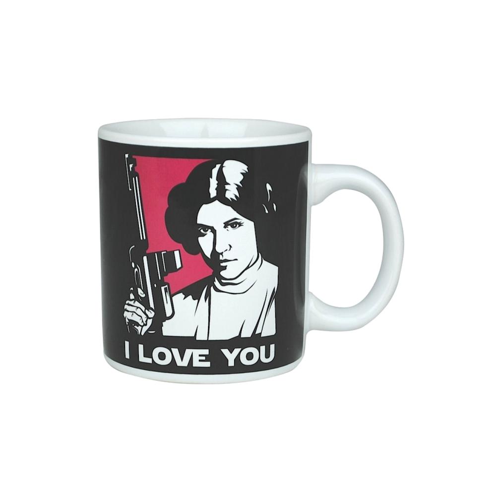 Star Wars Mug: I Love You