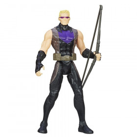 Marvel Avengers Assemble Action Figure: Hawkeye