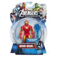 Marvel Avengers Assemble Action Figure: Iron Man