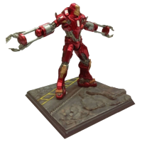 Iron Man 3 Battlefield Collection: Iron Man Mark 35