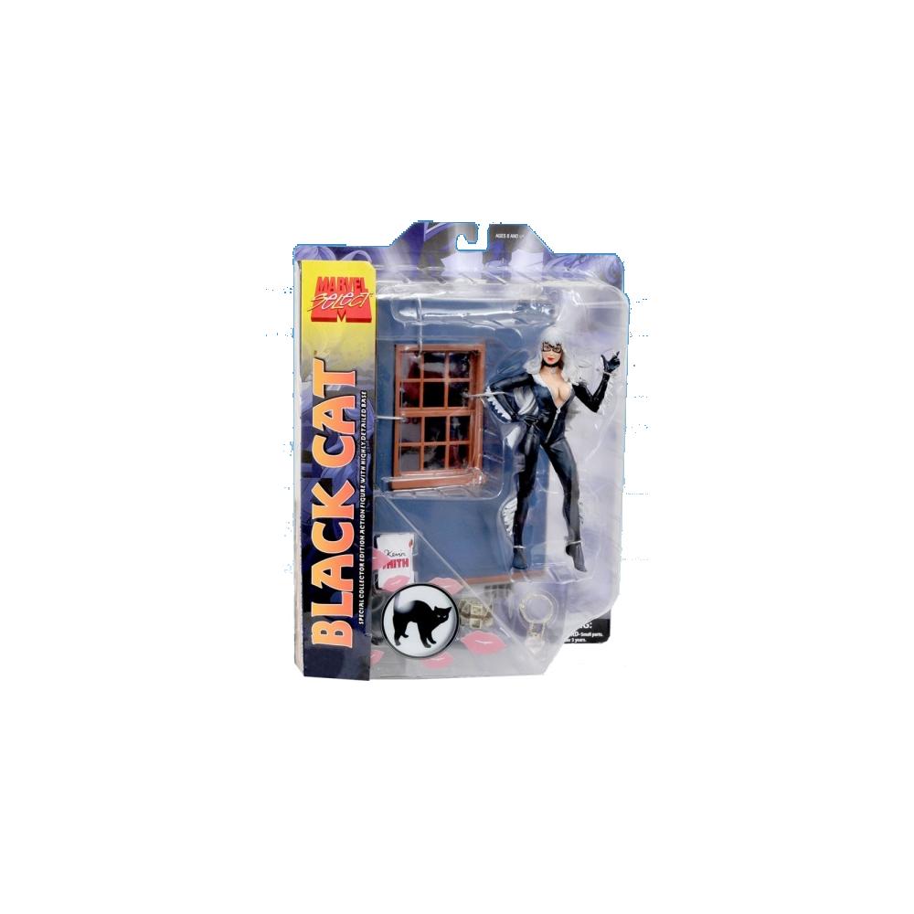Marvel Select: Black Cat Action Figure