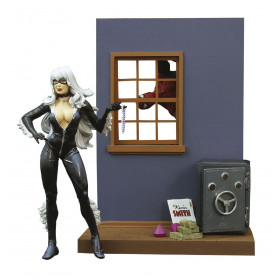 Marvel Select: Black Cat Action Figure