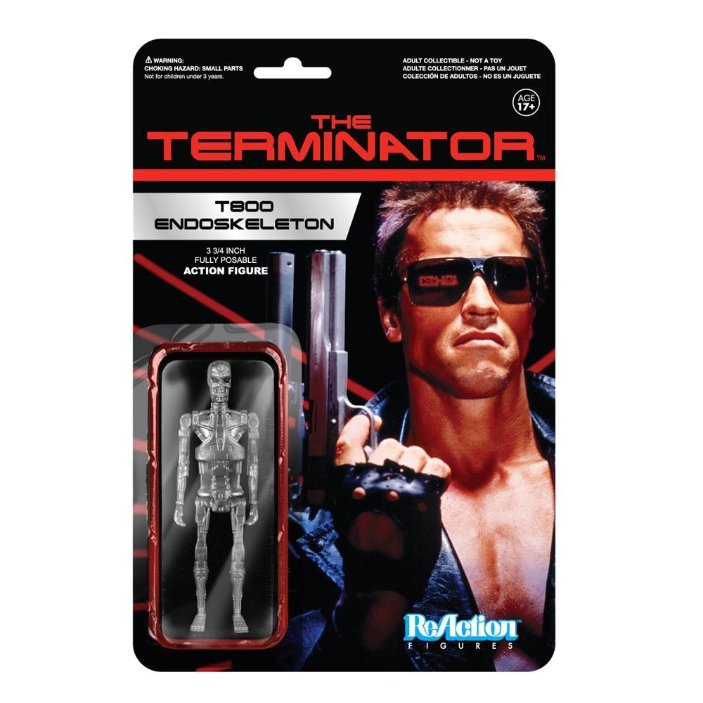 The Terminator: T-800 Endoskeleton