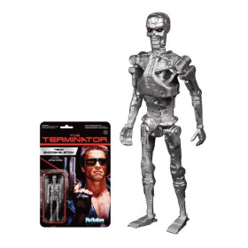 The Terminator: T-800 Endoskeleton