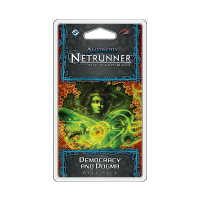 Android: Netrunner - Democracy and Dogma Data Pack