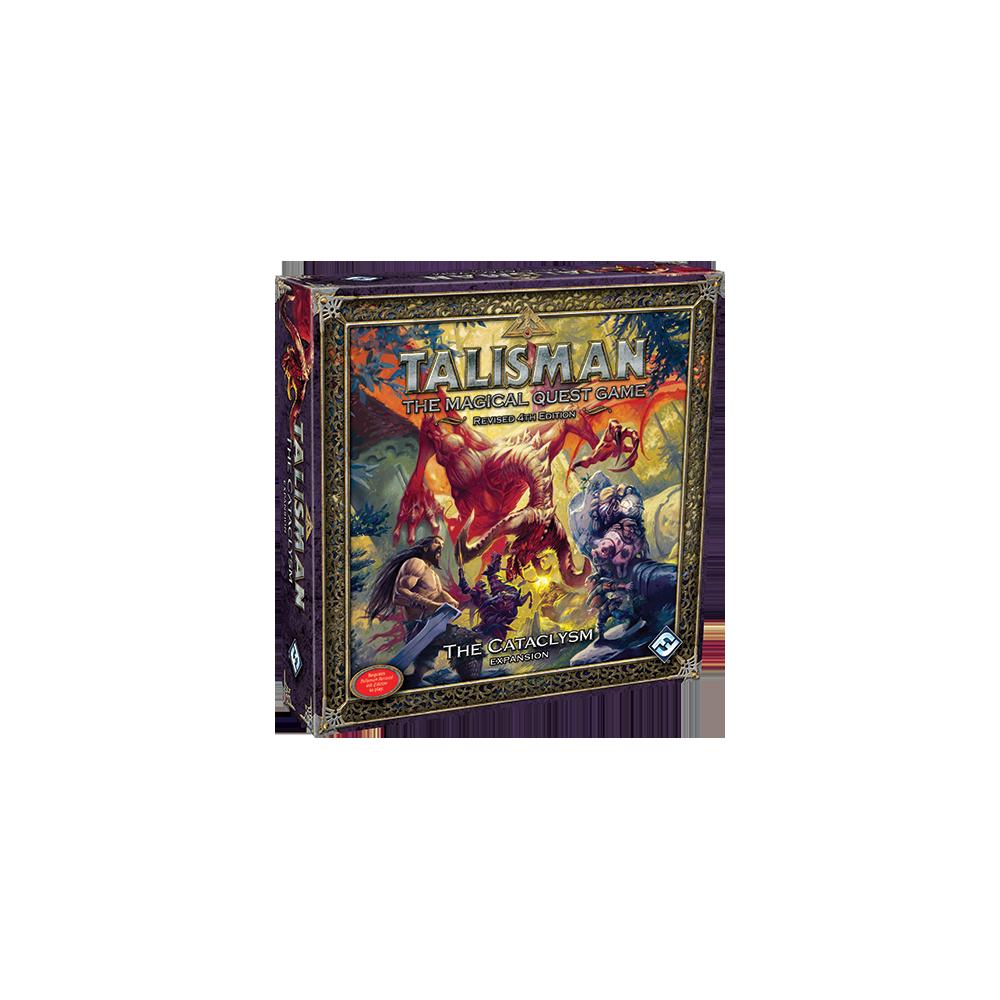 Talisman (ediţia a patra): The Cataclysm Expansion