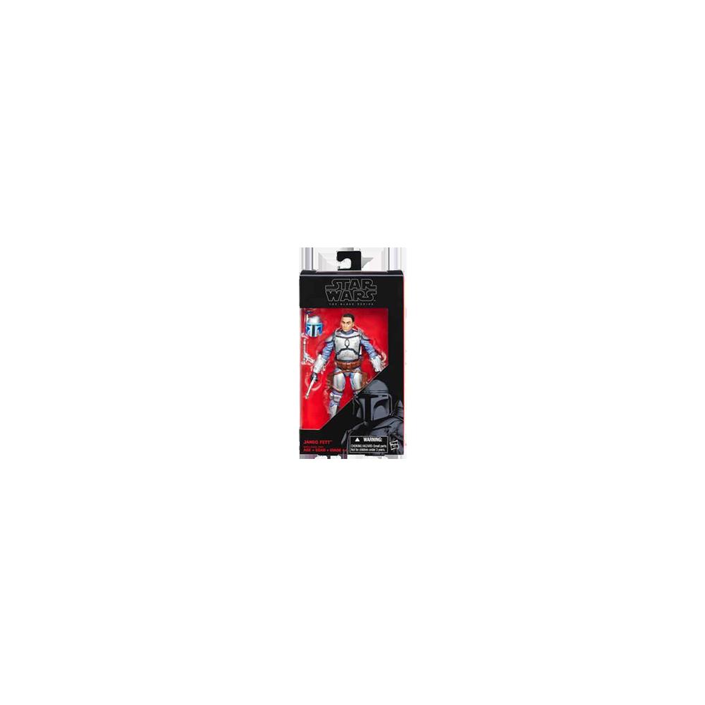 Star Wars VII Black Series Action Figure Wave 1: Jango Fett