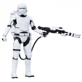 Star Wars VII Black Series Action Figure Wave 1: First Order Flametrooper