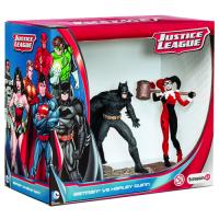 DC Comics: Batman vs. Harley Quinn PVC Statue