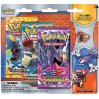 Pokemon Trading Card Game: Primal Reversion Collector's Pin 3-Pack
