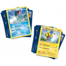 Pokemon Trading Card Game: XY Trainer Kit—Pikachu Libre and Suicune
