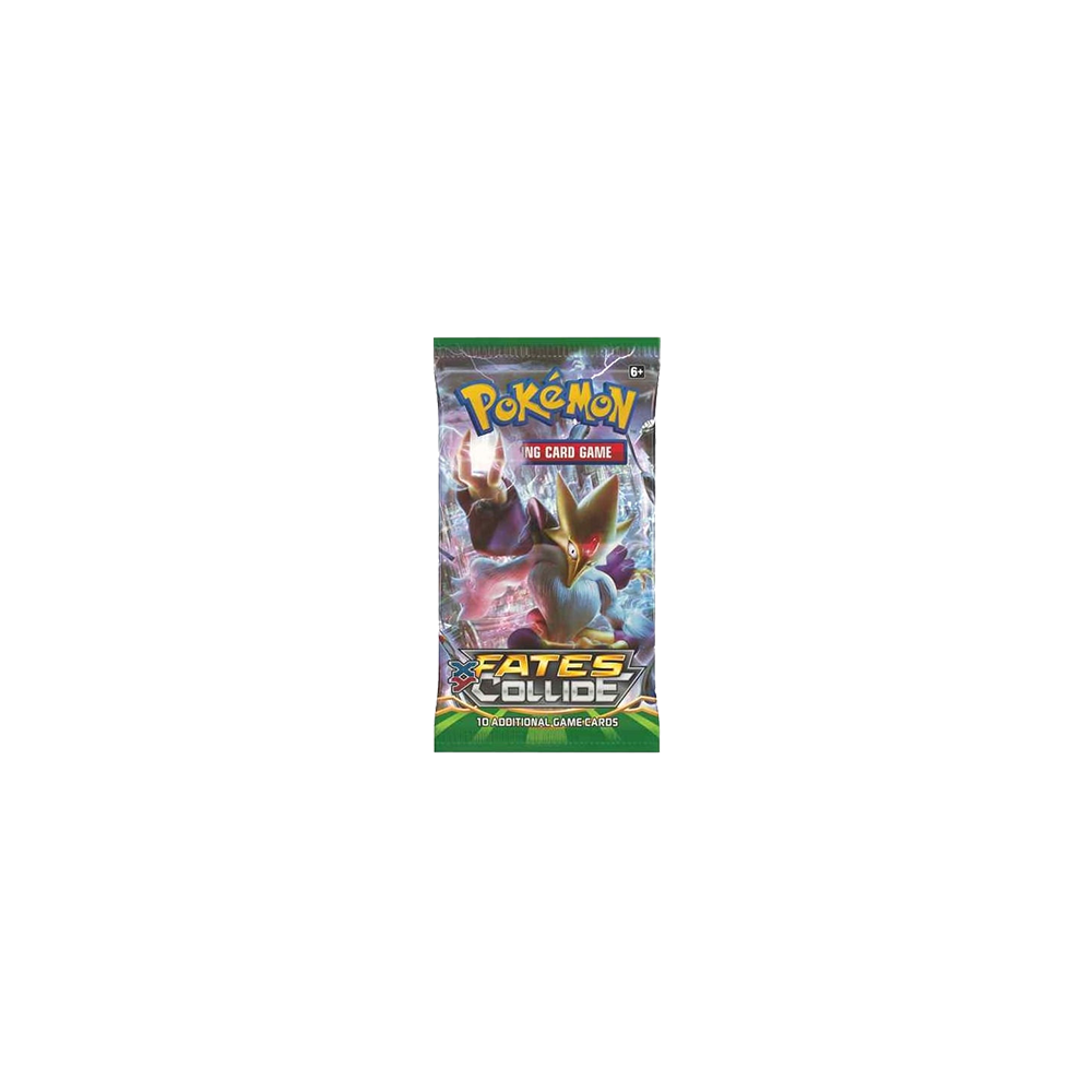 Pokemon Trading Card Game: Fates Collide - Booster Pack