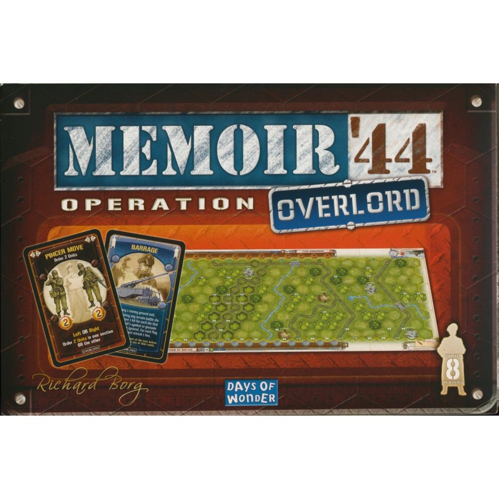 Memoir '44:Operation Overlord