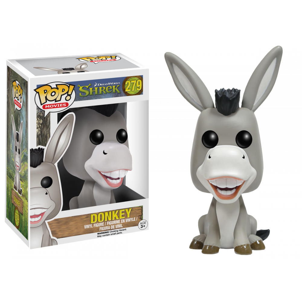 Funko Pop: Shrek - Donkey