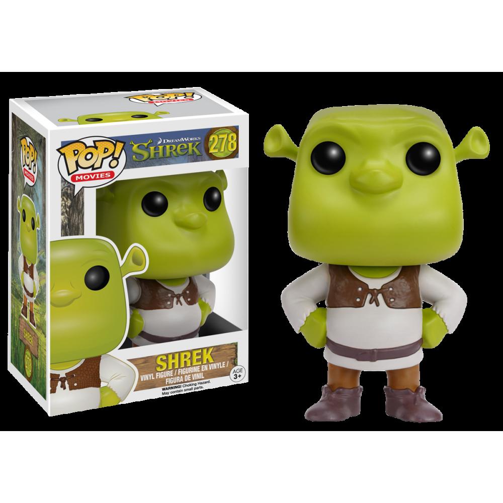 Funko Pop: Shrek - Shrek