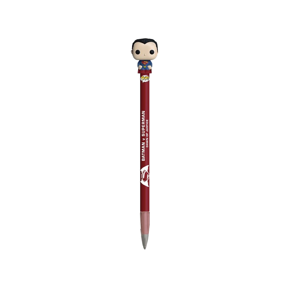 Funko Pop! Pen Topper: Batman vs. Superman - Superman