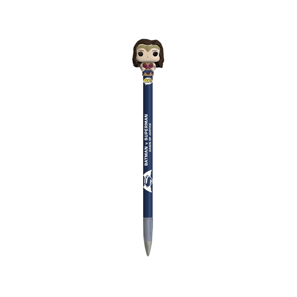 Funko Pop! Pen Topper: Batman vs. Superman - Wonder Woman
