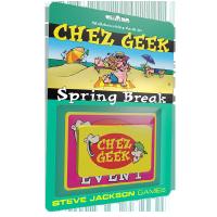 Chez Geek: Spring Break