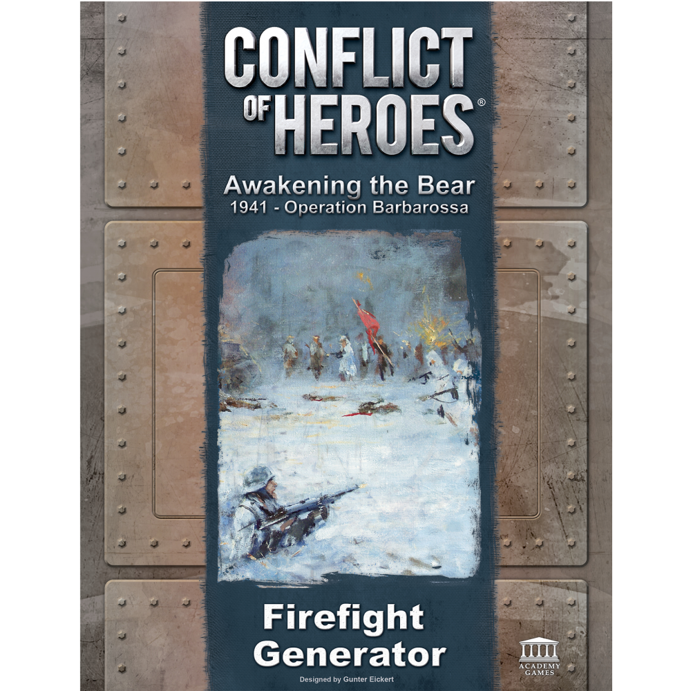 Conflict of Heroes: Eastern Front – Firefight Generator
