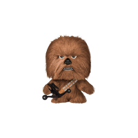 Fabrikations Plush: Chewbacca