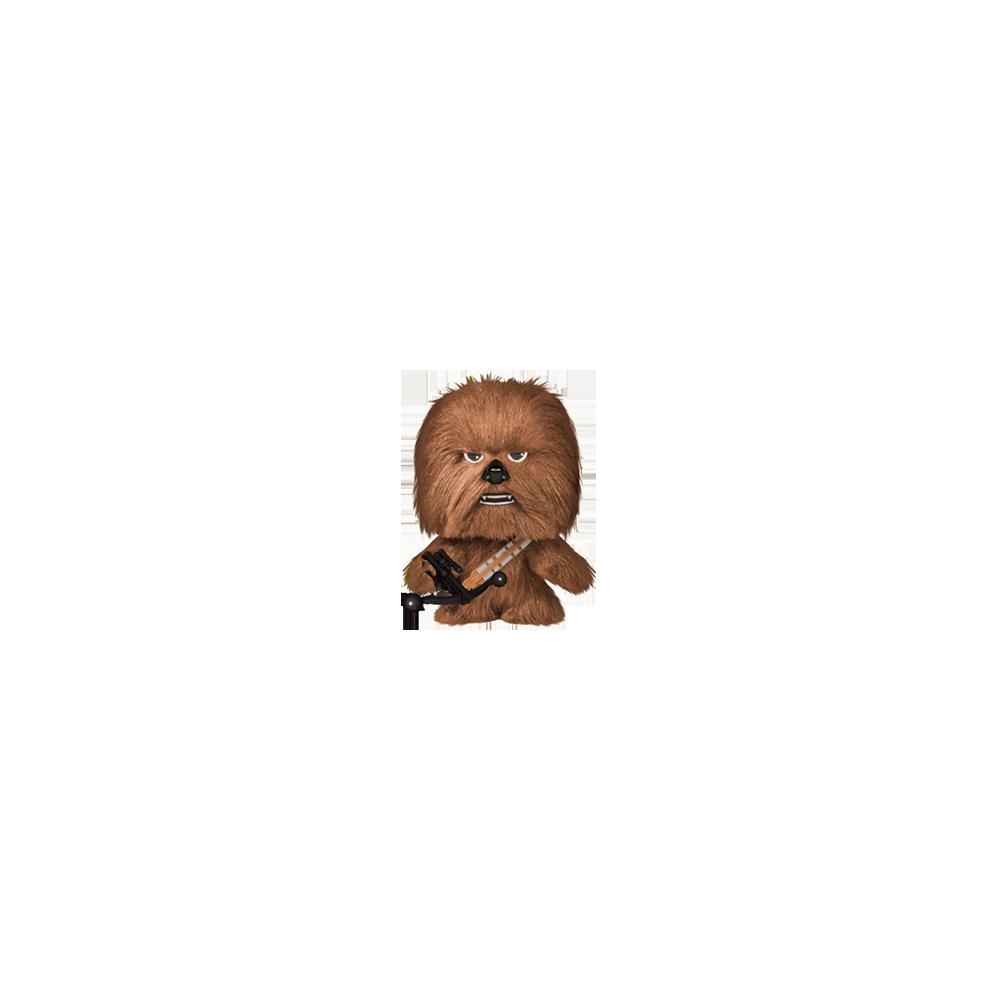 Fabrikations Plush: Chewbacca