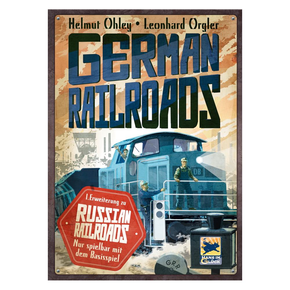 Russian Railroads: German Railroads