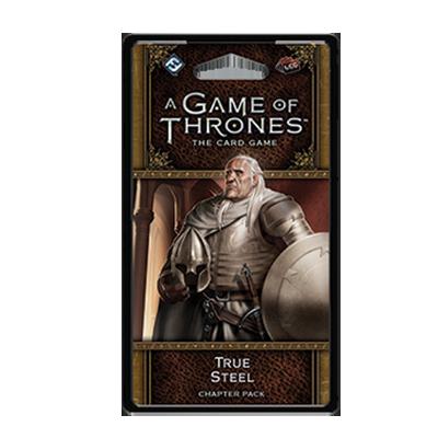 A Game of Thrones: The Card Game (ediția a doua) – True Steel