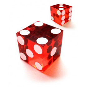 Cancelled Casino Dice