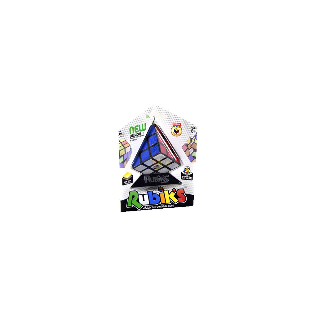 Cub Rubik (3x3x3) (cutie piramidală)