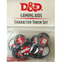 D&D: Character Token Set