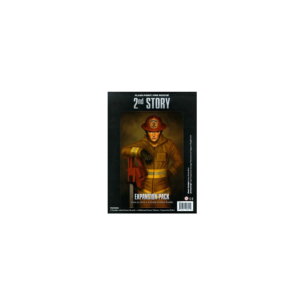Flash Point: Fire Rescue – 2nd Story (ediţia a doua)