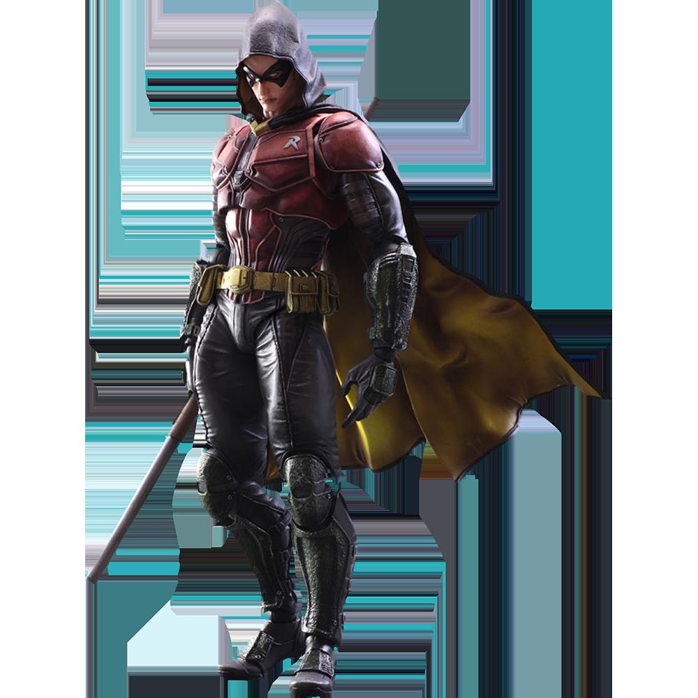 Play Arts Kai Action Figure: Batman Arkham Knight - Robin