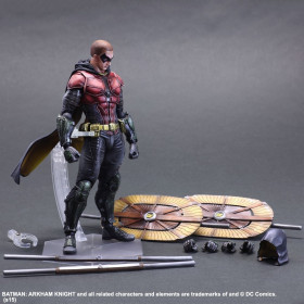 Play Arts Kai Action Figure: Batman Arkham Knight - Robin