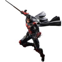 Play Arts Kai Action Figure: Batman Arkham Origins - Robin