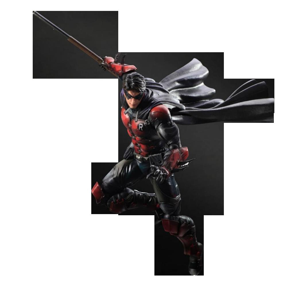 Play Arts Kai Action Figure: Batman Arkham Origins - Robin