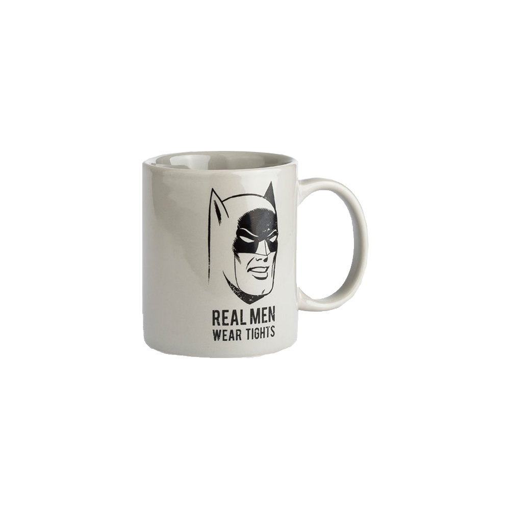 DC Comics: Batman - Real Men Wear Tights Mug
