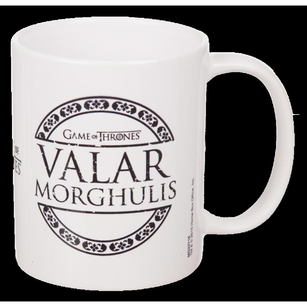 Game of Thrones: Cană Valar Morghulis