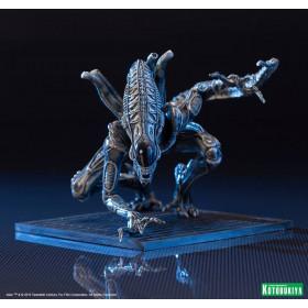 Aliens - Alien Warrior Drone ARTFX + Statue
