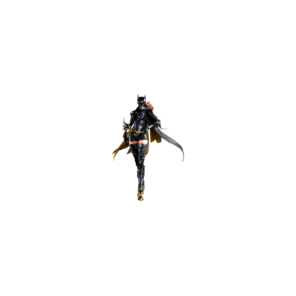 Play Arts Kai Action Figure: Batman Arkham Knight - Batgirl