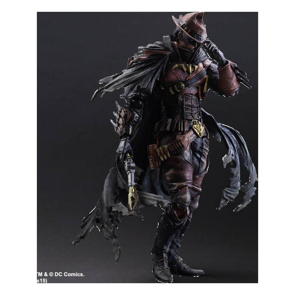 Play Arts Kai Action Figure: Batman - Timeless Wild West Variant