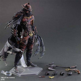 Play Arts Kai Action Figure: Batman - Timeless Wild West Variant